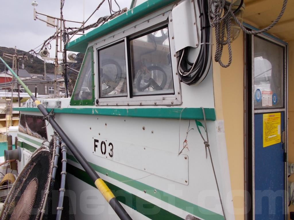 藤田造船所  和船42フィート
